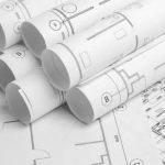 safety-helmet-construction-level-pencils-blueprints_113913-624